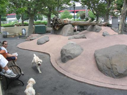 central park dog park